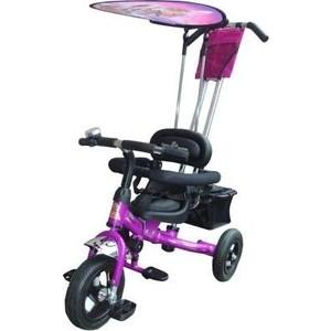 Велосипед трехколесный Funny Scoo Volt Air (MS-0576) фиолетовый