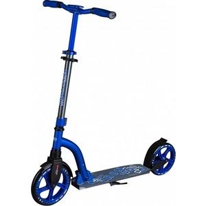Самокат 2-х колесный Funny Scoo IRON PRO (MS-102) синий