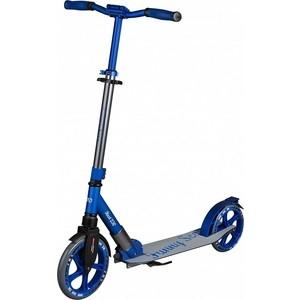 Самокат 2-х колесный Funny Scoo REST (MS-101) синий самокат 2 х колесный amigo target синий