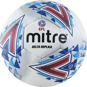 Футбольный мяч Mitre Delta Replica BB1981WHL р.5 mitre футболка игровая mitre cadiz взрослая