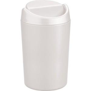 Контейнер для мусора Бытпласт 1.25л, диаметр 105мм, высота 200мм