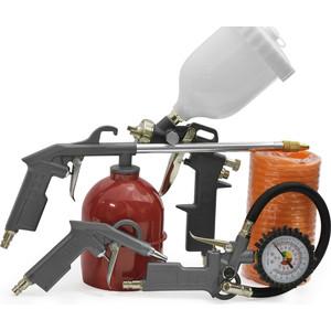 Набор пневмоинструмента Парма 5 предметов НПИ 005-1 набор пневмоинструмента santool 110401 005