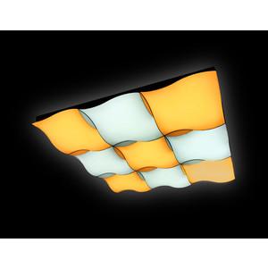 Управляемый светодиодный светильник Ambrella light FP2359 WH 288W D720*720