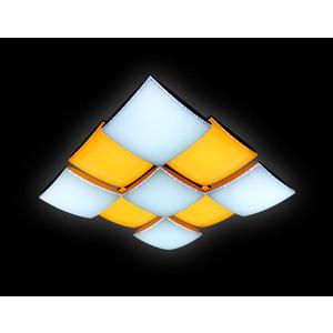 Управляемый светодиодный светильник Ambrella light FP2329 WH 288W D720*720 пигмент холи лайк фестивальные краски 720 07 синий