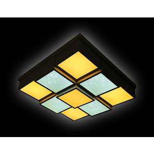 Управляемый светодиодный светильник Ambrella light FS1540 WH/SD 108W D540*540 elvan точечный светильник elvan sd 8016 g wh