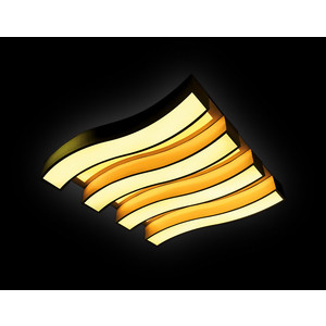 Управляемый светодиодный светильник Ambrella light FP2424 WH 120W+72W D700*690