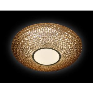 Управляемый светодиодный светильник Ambrella light F101 CF 48W D400