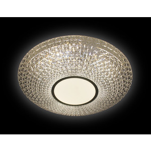Управляемый светодиодный светильник Ambrella light F101 CL 48W D400