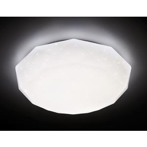 Управляемый светодиодный светильник Ambrella light F18 WH 72W D510 ambrella потолочный светильник ambrella orbital dance f789 gd 72w d500
