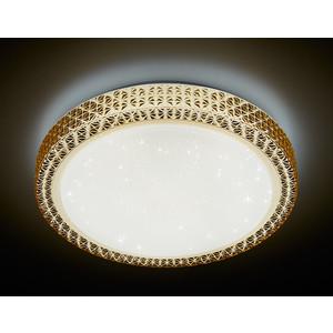 Управляемый светодиодный светильник Ambrella light F86 CF 72W D500 ambrella потолочный светильник ambrella orbital dance f789 gd 72w d500