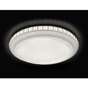 Управляемый светодиодный светильник Ambrella light F91 72W D500