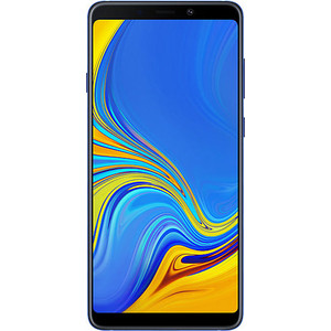 Смартфон Samsung Galaxy A9 (2018) 6/128GB Blue htc u12 128gb translucent blue
