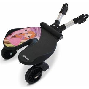 Подножка Bumprider для второго ребенка princess 51291-002 подножка lascal ласкал для второго ребенка buggy board maxi panda city green 2761