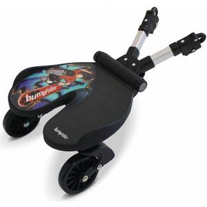 Подножка Bumprider для второго ребенка skateboard 51291-001 подножка lascal ласкал для второго ребенка buggy board maxi panda city green 2761