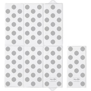 Матрац пеленальный Ceba Baby 40*60 см для путешествий Day & Night Polka Dots W-305-094-523