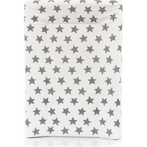 Матрац пеленальный Ceba Baby 70 см с изголовьем на кровать 120*60 Day & Night Stars W-201-094-522