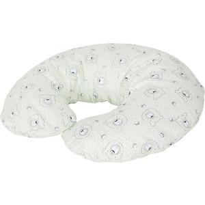 Подушка для кормления Ceba Baby Physio Mini Teddy Bears трикотаж W-702-700-525