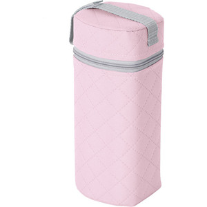 Сумка-термос Ceba Baby Jumbo CARO pink W-015-079-137 одеяло конверт ceba baby magic tree pink принт w 810 072 130 э0000016392