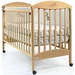 Кроватка Fiorellino Pu 120*60 natur