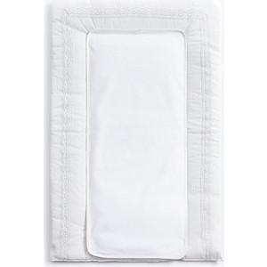 Покрывало (матрасик) Funnababy Premium Baby для пеленания 50*80см белый цены