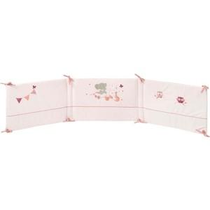Бортик Nattou Adele & Valentine Слоник и Мышка для кровати универсальный 424394
