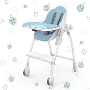 Стульчик для кормления Oribel Кокон Delicious зефир голубая малина OR205-90006