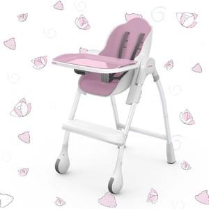 Стульчик для кормления Oribel Кокон Delicious розовое безе OR206-90006