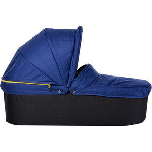 Люлька для коляски TFK QuickfiX Twin Tap DuoX Carrycot Twilight Blue T-45-333 люлька трансформер для коляски tfk twin duox tap shoe