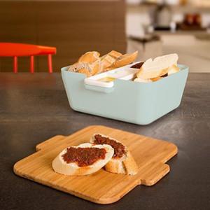 Сервировочный набор для хлеба и закусок 3 предмета Tomorrows Kitchen (27107603)
