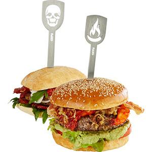 Шпажки для гамбургеров ТОРРО 2 штуки GEFU Torro (15430)