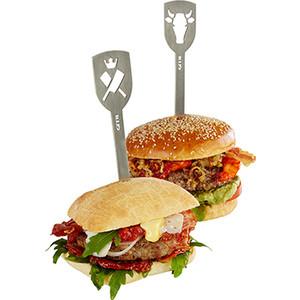 Шпажки для гамбургеров 2 штуки GEFU Torro (15435)