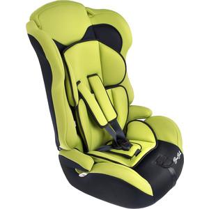 Автокресло BamBola 9-36 кг primo черно/зеленый kres2322 автокресло ailebebe carmate swing moon premium 9 25 кг черно серое
