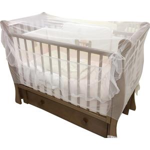 купить Москитная сетка BamBola на кровать/манеж сундучок 232b (232) по цене 670 рублей