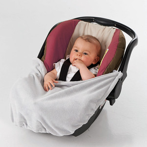 Многофункциональное одеяло Candide softy relax+ серый 50x65 см 714380 candide простыня fitted sheet 60x120 см