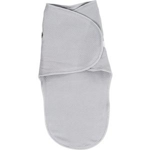 Пеленка-одеяло Candide свободное пеленание, серый 723611