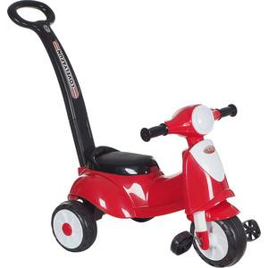 Каталка Ningbo prince велосипед красный 223w цены