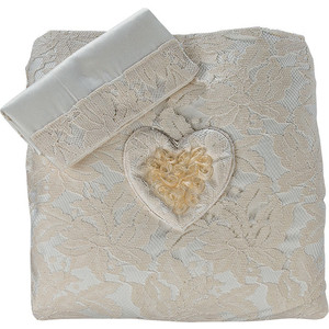 Одеяло для люльки с вышивкой PICCI joelle cream, кремовый i4723-09 одеяло ozdilek 195 215 ranforse кремовый тубус