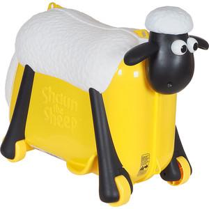 все цены на Каталка чемодан SAIPO овечка, желтый sc0016 онлайн