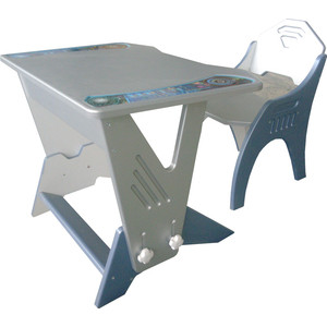Набор мебели Интехпроект регулируемый стол+стул техно 14-460