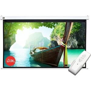 Экран для проектора Sakura 186x105 Motoscreen 16:9 84'' (SCPSM-186x105) экран sakura