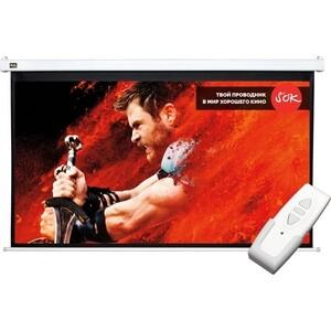 Экран для проектора Sakura Pro 236x133 Motoscreen 16:9 107 фибергласс (SCPSM-236x133FG)