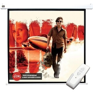 Экран для проектора Sakura 300x300 Motoscreen 1:1 167'' фибергласс (SCPSM-300X300FG) vents 300x300