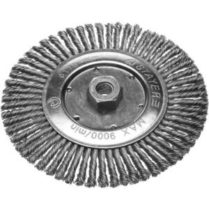Щетка дисковая Stayer 175 мм х М14 (35192-175)