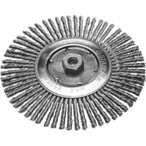 Щетка дисковая Stayer 200 мм х М14 (35192-200)