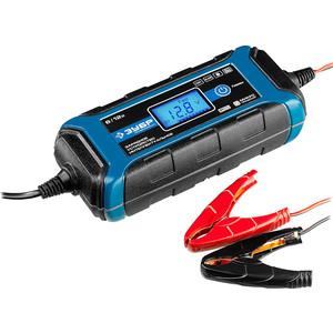 Зарядное устройство Зубр 6В/12В, 4А Профессионал (59300) зарядное устройство 0 10а 6в 12в амперметр ручная регулировка зарядного тока импульсное airline ach 10a 07
