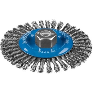 Щетка дисковая Зубр Профессионал 125 мм х М14 (35192-125 z02)