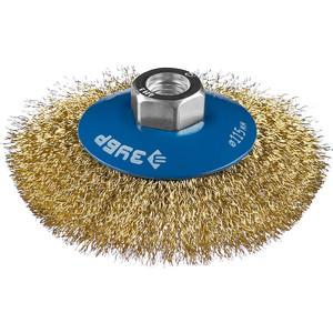 Щетка коническая Зубр Профессионал 115 мм х М14 (35267-115 z02)