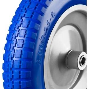 Колесо для тачки Зубр Профессионал 350 мм х 16 мм (39912-1) гвозди зубр тип 300 50 мм профессионал 5000шт 31830 50