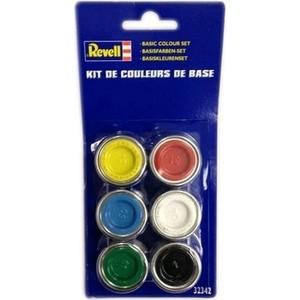 Набор Revell Базовый краски (6x14ml) (32342) yohocube набор конструктора базовый малый yohocube