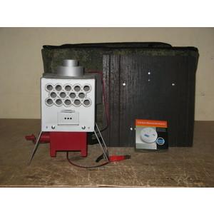 Теплообменник Сибтермо в палатку СТ-1,6 с горелкой (датчик угарного газа) К-т 02